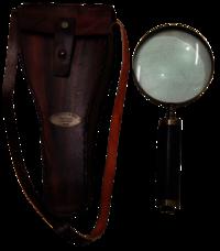 Glass Magnifier