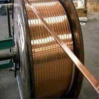 Polyester Copper Strip