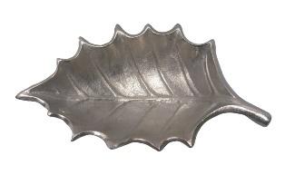 Aluminium Leaf Platter