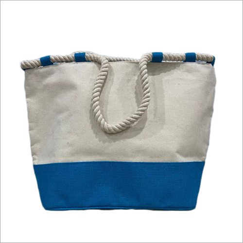 Jute Color Hand Bags