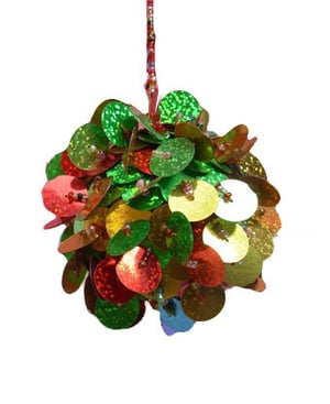 Party Decoration Christmas Hanging Ball