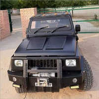 Petrol Maruti Modified Gypsy