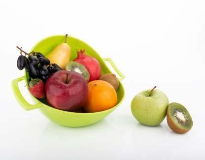 Multipurpose Fruit Vegetable Strainer Colander Bowl