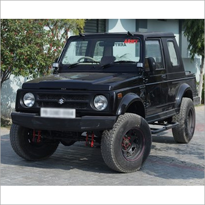 Maruti Suzuki Modified Gypsy