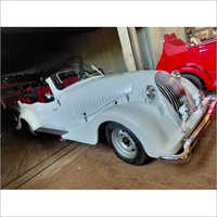 Electric Vintage Car