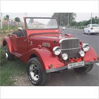 Vintage Modified Car