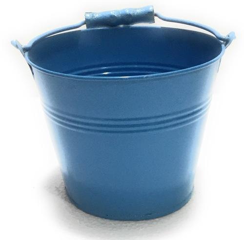 Iron Bucket Planter