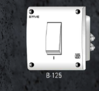 16 Amp. 1 Way Switch