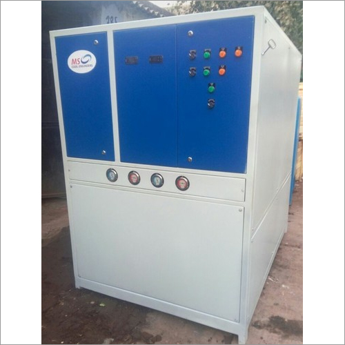 25 TR Water Cooled Scroll Chiller