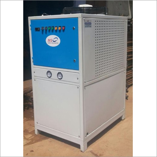 Reciprocating And Recirculating Chillers