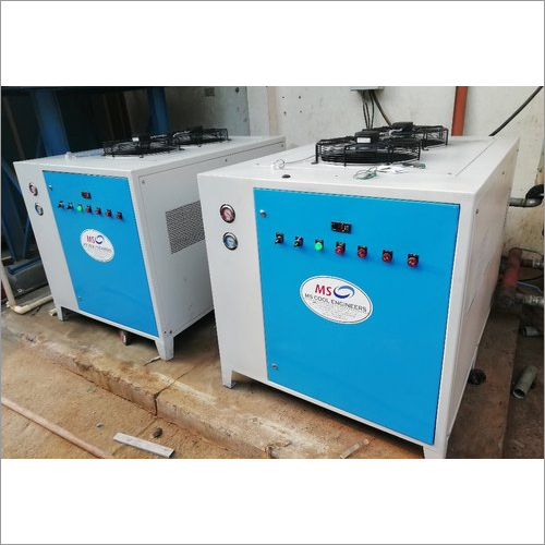 7.5 TR Air Cooled Chillers