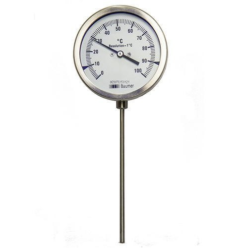 Baumer Temperature Gauge