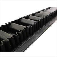 Conveyor Belt With Sidewalls