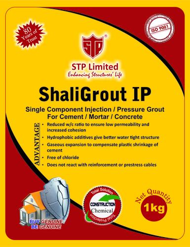 ShaliGrout IP