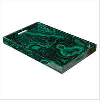 Malachite Trays