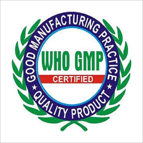 GMP Certification Service