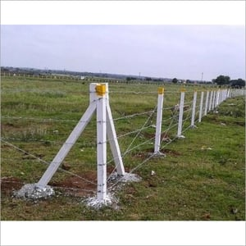 RCC Precast Fencing Pole