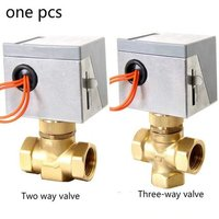 Belimo 2 Way Fan Coil Unit On/off Modulating Valve