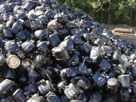 AC/Fridge Compressor Scraps for Sale