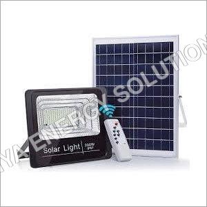 Solar Flood Light with Remote