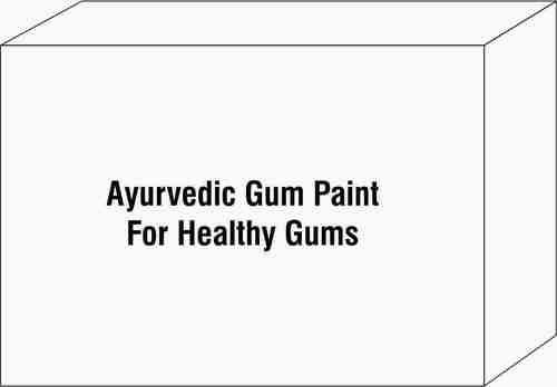 Ayurvedic Gum Paint For Healthy Gums