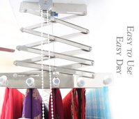 Pully Cloth Drying Hanger