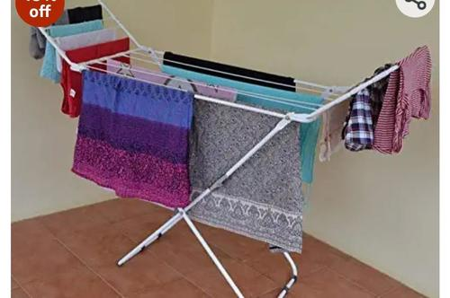 Butterfly Foldable Cloth Drying  Stand
