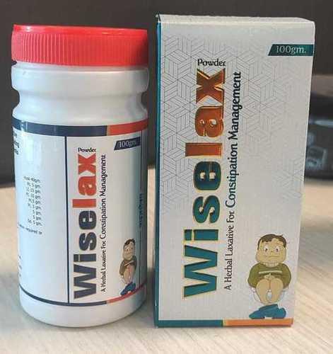 Ayurvedic Herbal Laxative Powder
