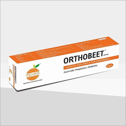 Orthobeet Pain Relief Cream