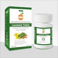 Laxobeet Constipation Relief Tablets