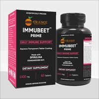 Immubeet Prime Daily Immune Support Dietary Supplement