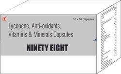 Lycopene Anti Oxidants Vitamins & Mineral Capsule
