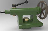 Lathe Machine Spare Parts
