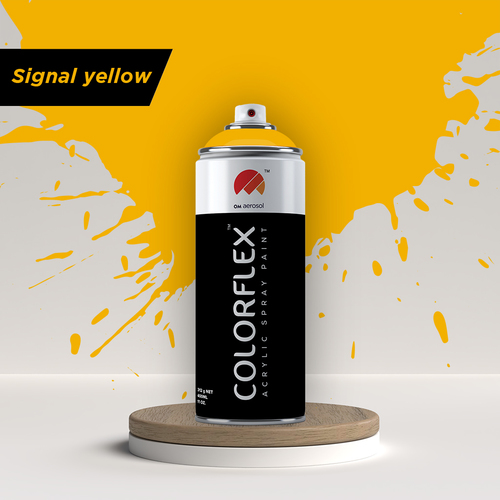 Colorflex Signal Yellow