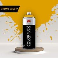 Colorflex Traffic Yellow