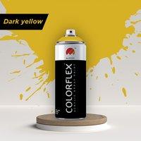 Colorflex Dark Yellow