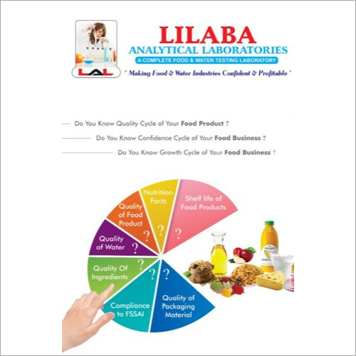 FSSAI Notified Food Testing Laboratory Services