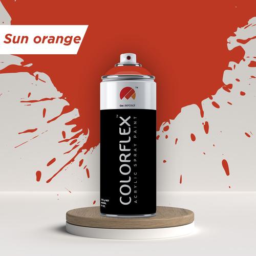Colorflex Sun Orange