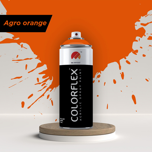 Colorflex Agro Orange