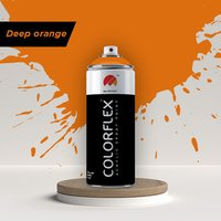 Colorflex Deep Orange