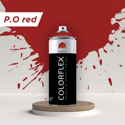 Colorflex P.o Red
