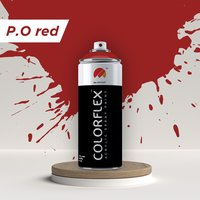 Colorflex P.o Red