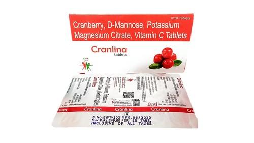 Cranlina Tablets