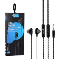 Bluei K3 3.5mm Jack Superior Sound Stereo Earphone