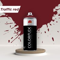 Colorflex Traffic Red