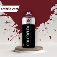 Colorflex Traffic Red