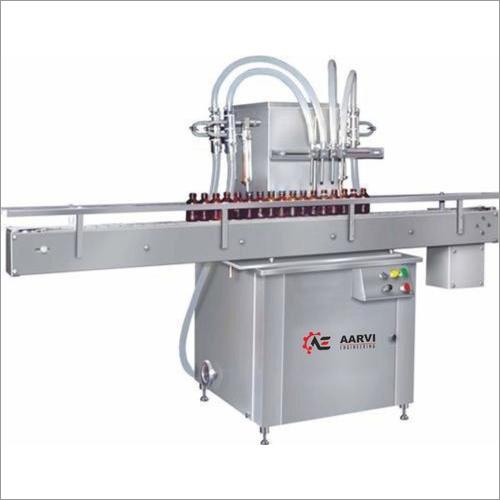 Automatic Pharma Product Liquide Filling Machine