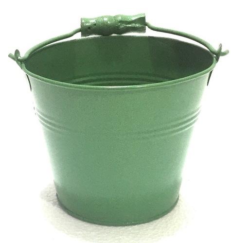 New Design Iron Green Flower Plant