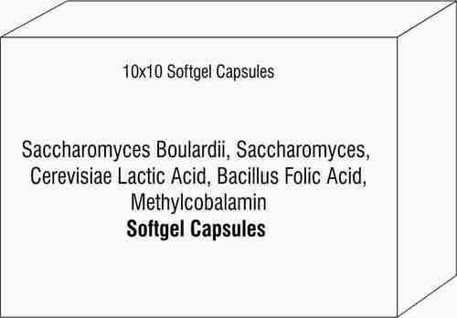 Saccharomyces Boulardii Saccharomyces Cerevisiae Lactic Acid Bacillus Folic Acid Methylcobalamin