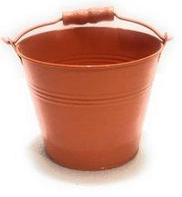 Hot Selling Iron Bucket Flower plant